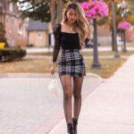 Faldas de shein elegantes