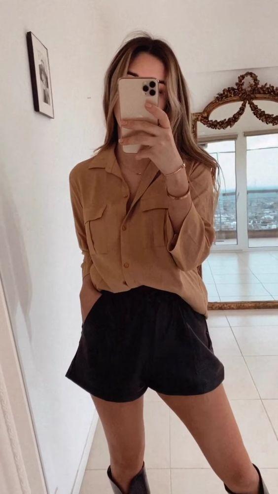 Formas de llevar shorts a la oficina sin verte vulgar