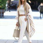Guía para usar pantalones blancos