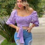 Jeans rectos de moda verano 2021