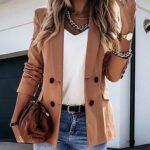 Looks formales con blazer