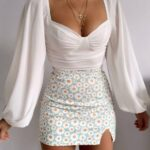 Mini faldas shein
