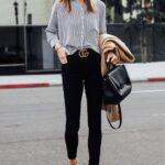 Opta por jeans oscuros
