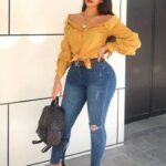 Outfits buchones mujeres casuales