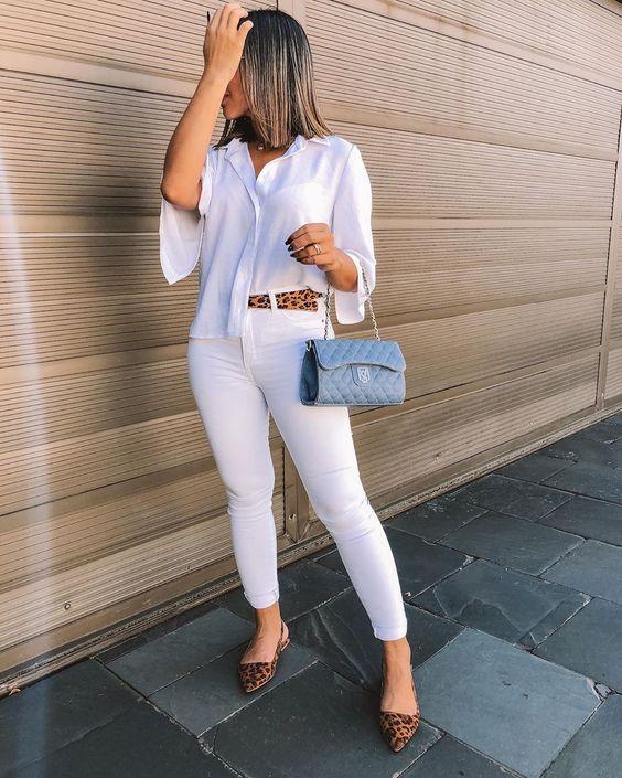 Outfits con jeans para verte estilosa