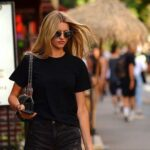 Outfits con shorts negros