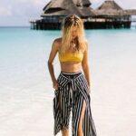 Pantalones de playa
