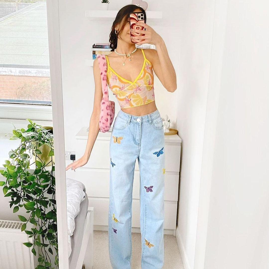Pantalones de Shein
