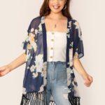 Pareos y kimonos de talla grande