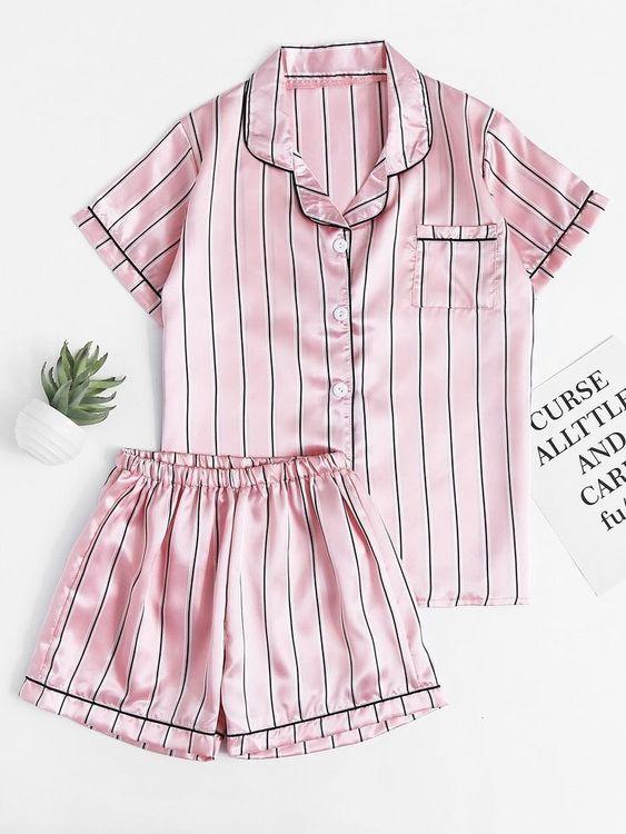 Pijamas de shein