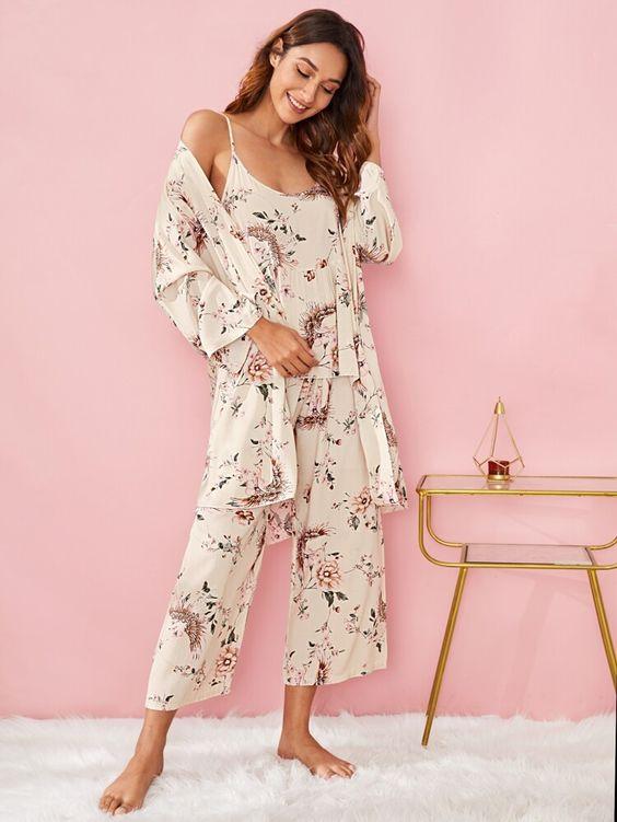 Pijamas de shein 2021