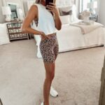 Shorts de moda estampados