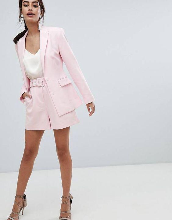 Shorts elegantes shein
