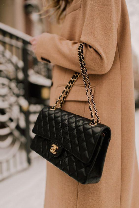 Un buen bolso puede elevar tu look