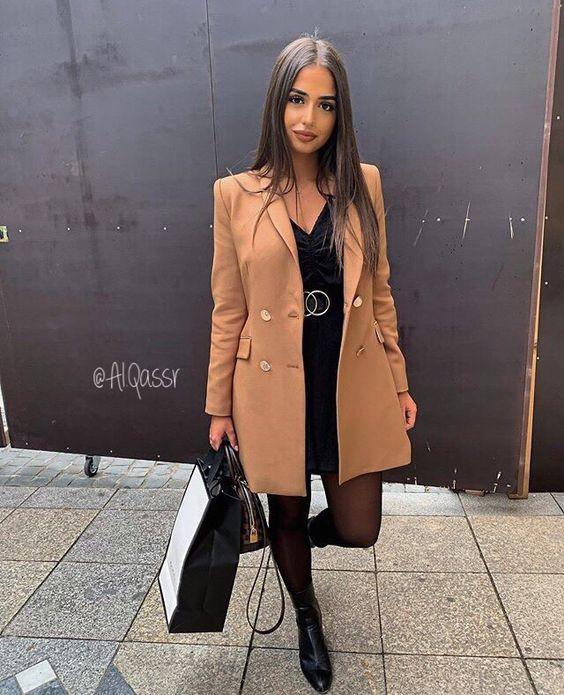 Vestidos con blazer
