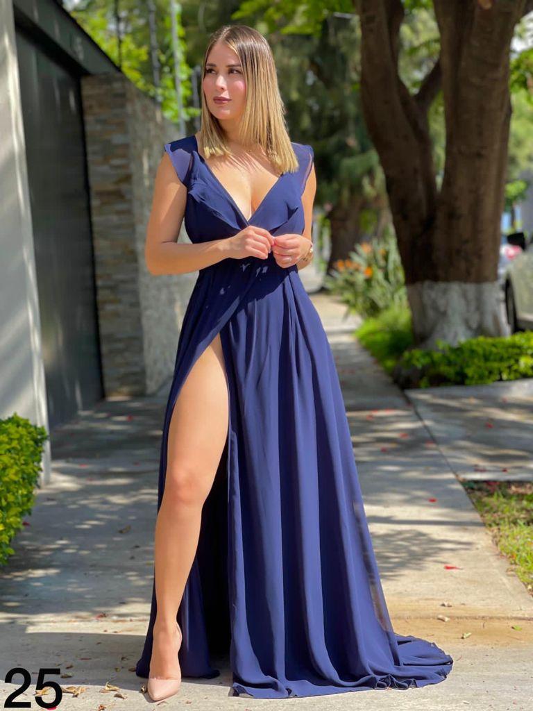 Vestidos largos de moda 2021