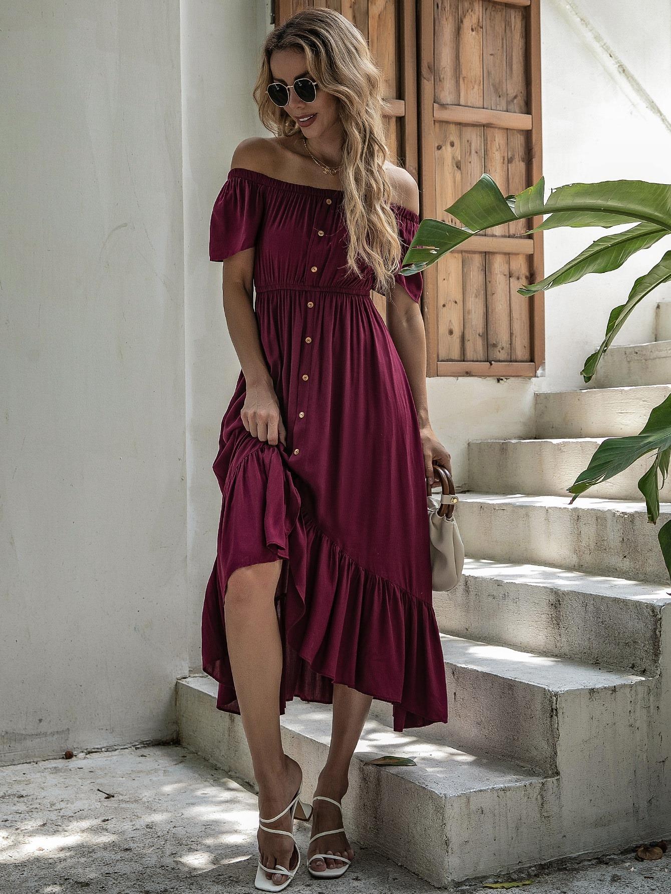 Vestidos shein
