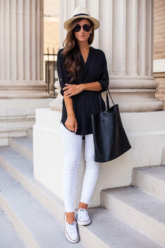 Blusas negras