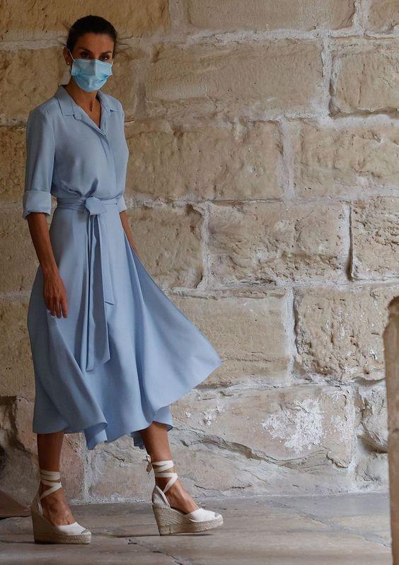 Calzado para complementar vestidos camiseros