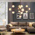 Candiles para iluminación de salas