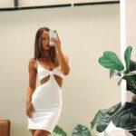Diseños de vestidos blancos para playa