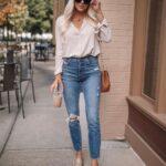 Evita usar skinny jeans demasiado ajustados