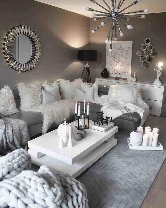 Iluminación para salas