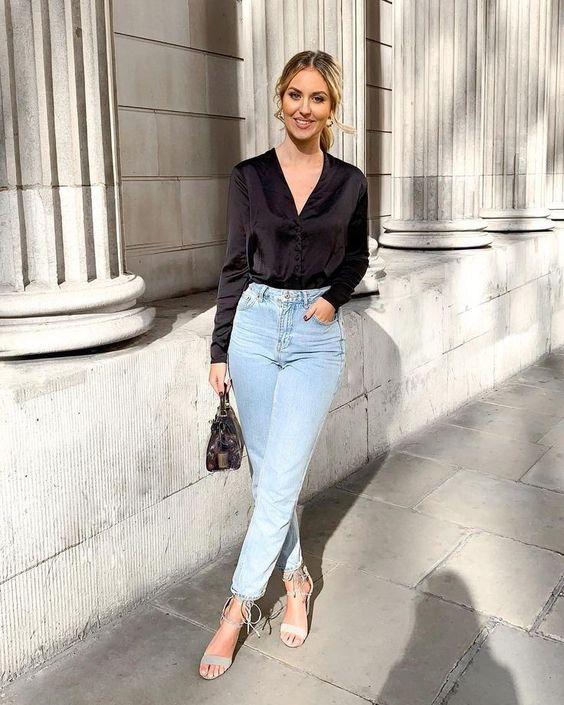 Jeans para sentirte empoderada