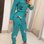 Outfits con monos estampados
