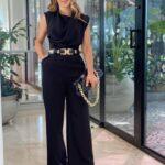 Tips para vestir negro y sacarle provecho a tu cuerpo