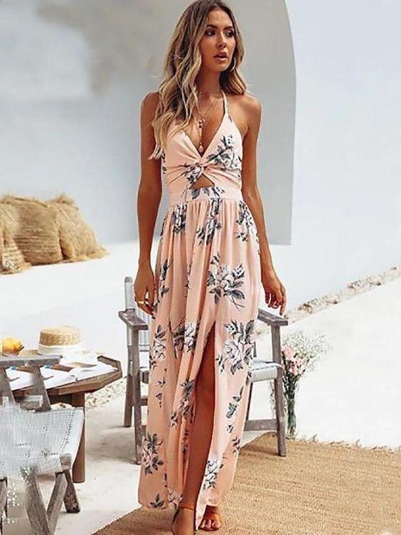 Vestidos de playa frescos y juveniles perfectos para el verano