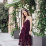 Vestidos midi elegantes