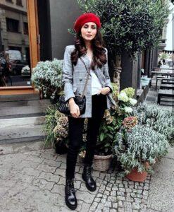 Zapatos de otoño elegantes y cómodos que no son tacones