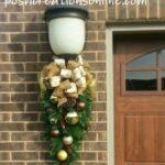 Colgantes navideños para la puerta elegantes