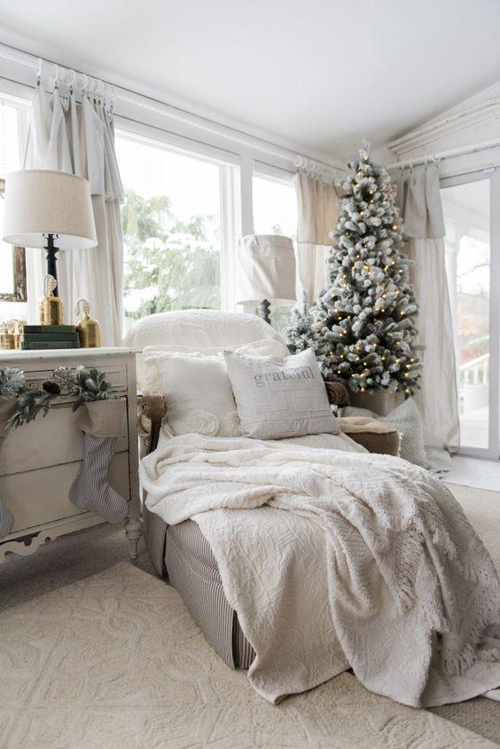Adornos navideños para casas de Infonavit