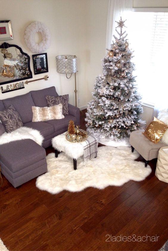 Decoración de Navidad para casas de Infonavit