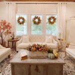 Textiles para la decoración otoñal de tu sala