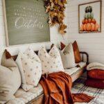 Letreros para la decoración otoñal de tu sala