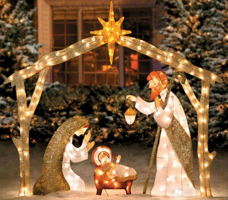 Ideas de nacimientos navideños originales