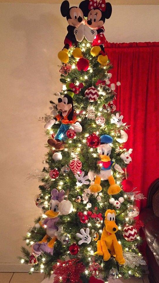 Ornamentos para el pino navideño originales