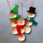 Decoraciones navideñas DIY
