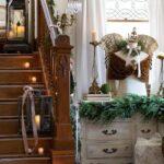 Ideas para decorar el área de las escaleras french country