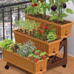 Jardineras para el patio trasero de tu casa