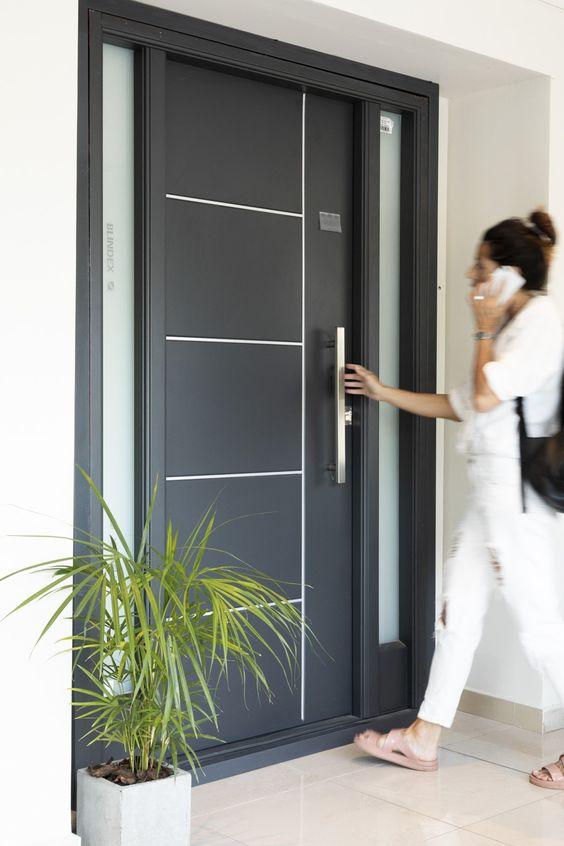 Tipos de puertas para la casa