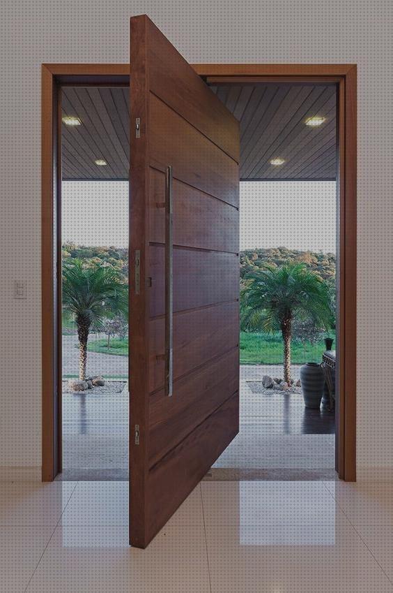 Ideas para la puerta principal de tu casa