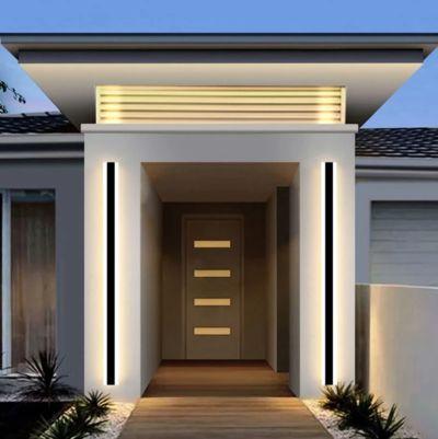 Iluminación para exteriores resistentes al agua