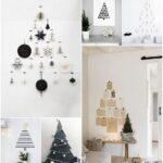 Considera árboles de navidad ecológicos