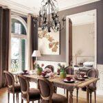 Opciones de mesas de comedor modernas estilo rústico