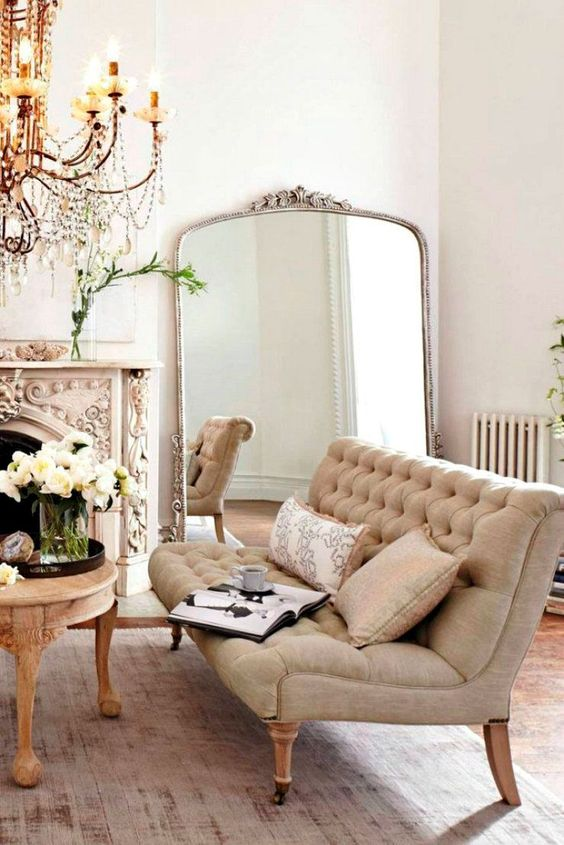 Muebles para sala french country