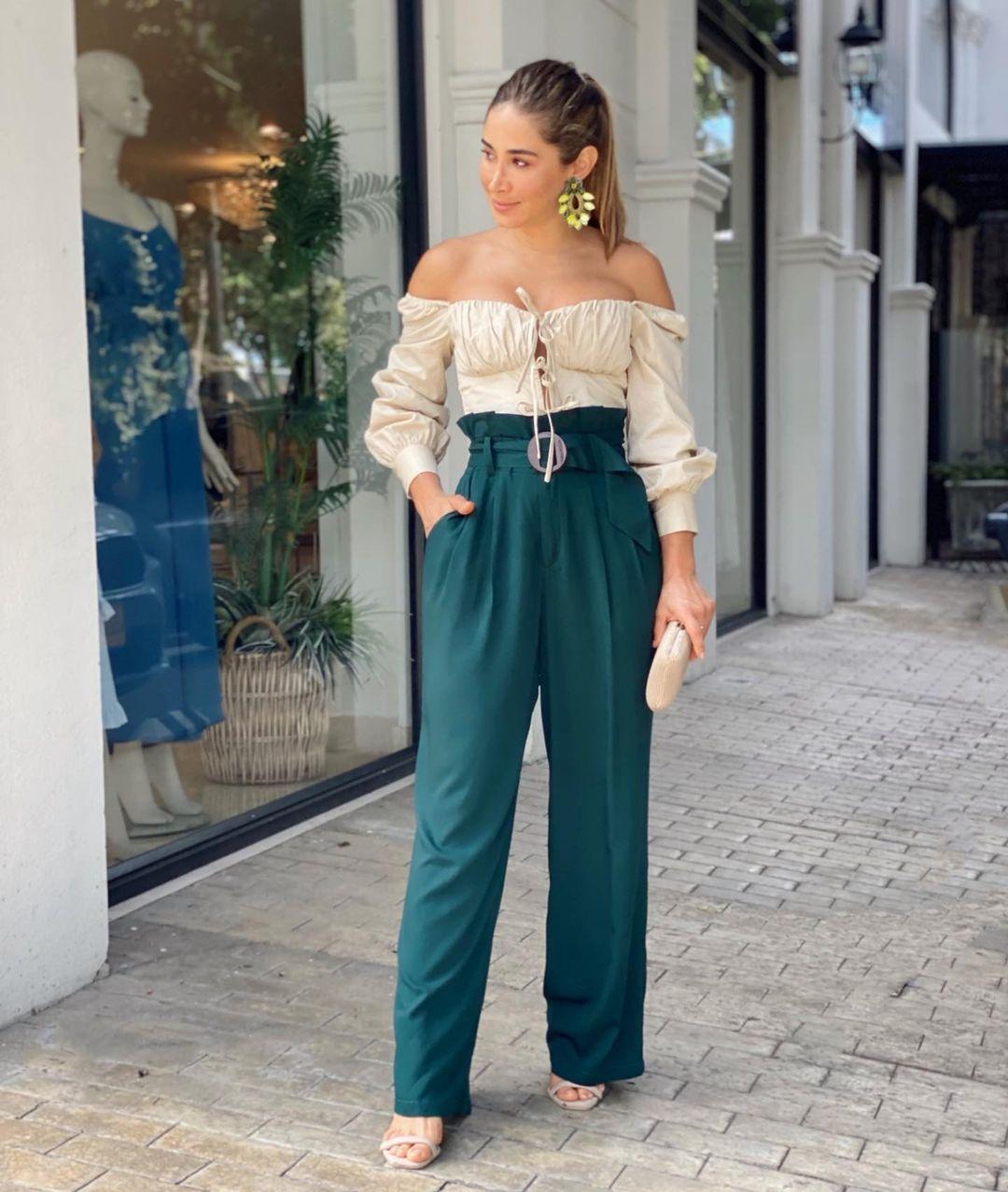 Outfits para mujeres de 40 modernas